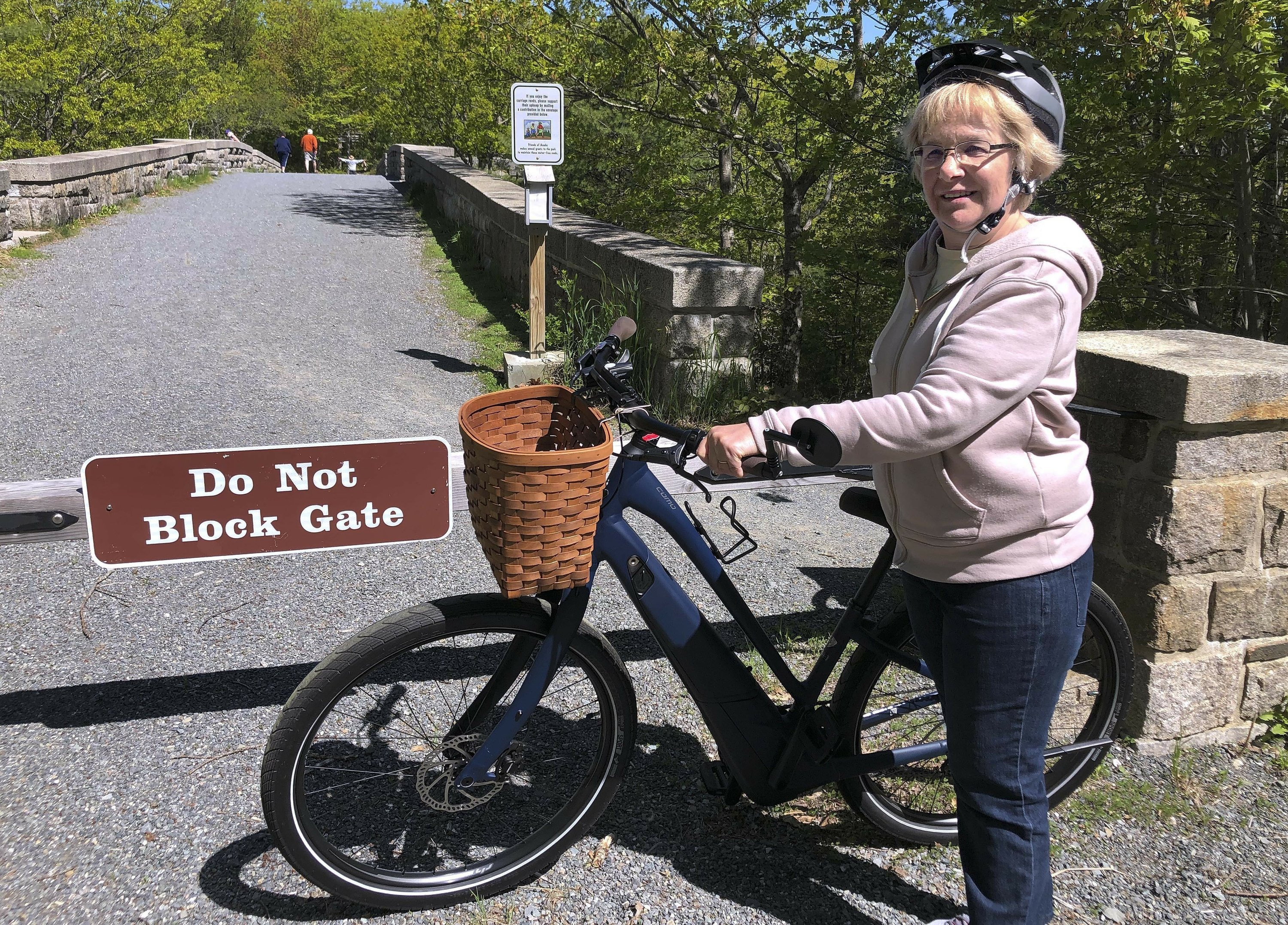 Electric bikes soon to be humming along national park trails
